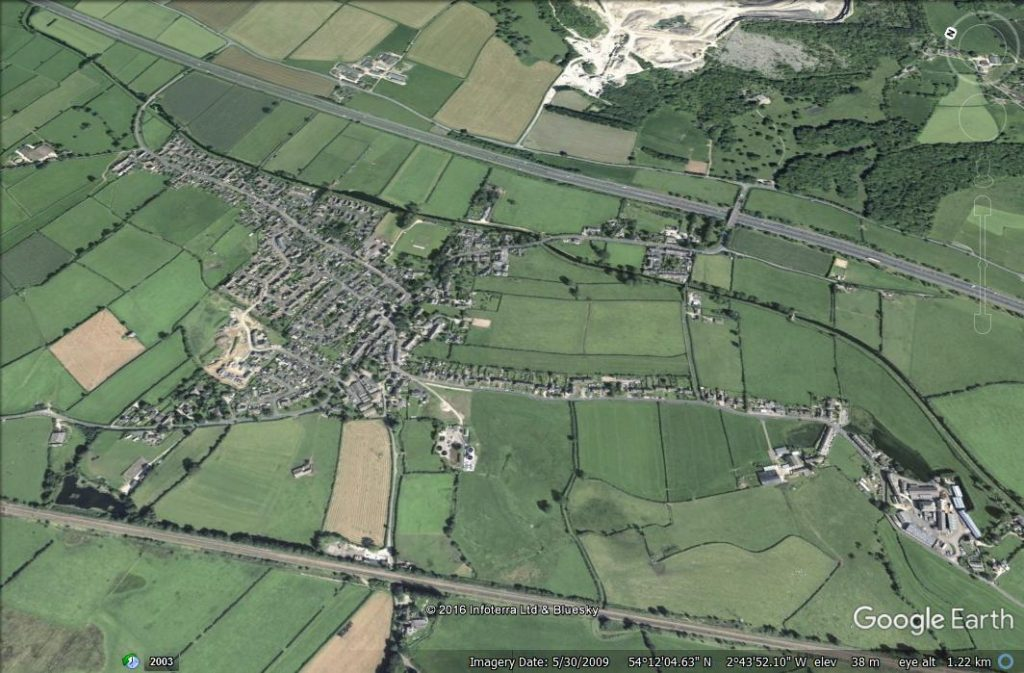 holme google earth