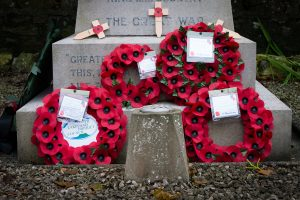 Holme - We will remember